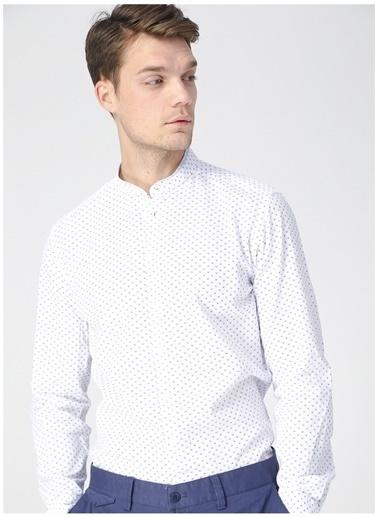 Kip Kip Erkek Beyaz Gömlek Beyaz